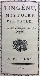 Title Page Of The First Edition LIngenu