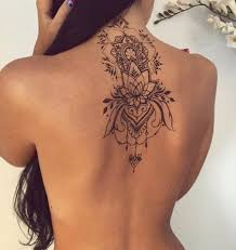 Choosing Your Unique Back Tattoo Design