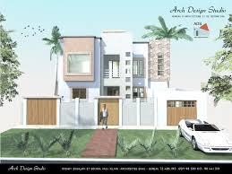 photo facade villa moderne willowtemp info