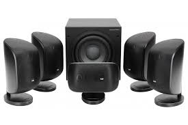 Bowers & Wilkins MT 50 5 1 Mini Home Theater System