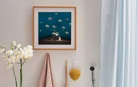kunst im badezimmer