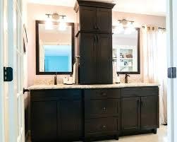 Bathroom Vanity With Tower Pictures by Bathroom Vanity Storage Tower U2013 2bits