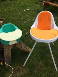 High Chair And Bumbo Seat In SY11 Oswestry For £30.00 For ...