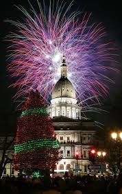 Tannenbaum Christmas Tree Farm Michigan by Michigan Capitol Christmas Tree Tim Latimer Quilts Etc