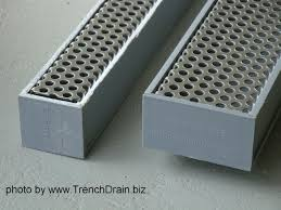 Perforated Drain Tile Sizes by Infinity Drains A New Era For The Shower Drain Plastic Trench