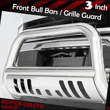 100 Push Bars For Trucks Chrome Bumper Bull Bar For 9401 DODGE RAM 1500 9402 DODGE