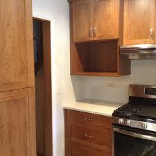 placement kitchen backsplash tile where should it end
