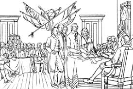 USA Printables US North American History Coloring Pages