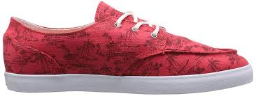 Reef Deckhand 2 Shoes by Reef Deck Hand 2 Prints Men U0027s Low Top Sneakers Rojo Red Bali Shoes