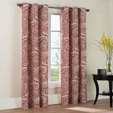 Allen Roth Curtains Alison Stripe by The Big One Paisley 2 Pk Curtains Beige Khaki U2026 Pinteres U2026