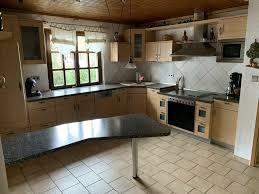 hochwertige küche l form incl aller elektrogeräte und tisch