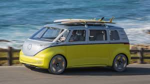 VW's Electric Microbus Is Coming In 2022