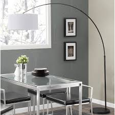 Jessup 76 Arched Floor Lamp