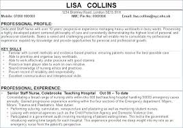 Resume Profile Samples Section Examples Of Resumes Statement Sample For Career Change Prof