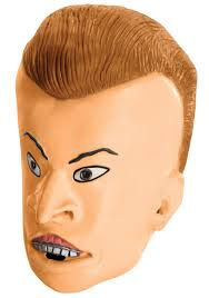 Beavis And Butthead Halloween Pictures by Vinyl Butthead Mask