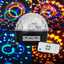 Ebay Christmas Trees With Lights by Led Projector Disco Light Mp3 Remote Stage Party Christmas Laser