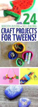 Create These Fun And Easy Craft Projects For Tweens Teens