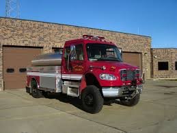 100 Freightliner Fire Trucks Minot Rural Department Apparatus