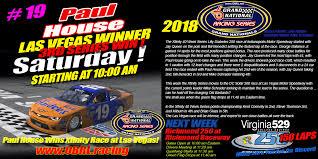 OBRL 40 Week GN Series Las Vegas Winner (Paul House) Poster-new ...