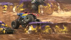 100 Monster Trucks Atlanta Jam In Georgia Dome GA 2014 Full Show Episode