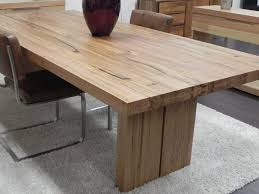 Stunning Party Table Great Thick Top Measuring 2500x1100x770H Featured Grain Timber With A Natural Finish