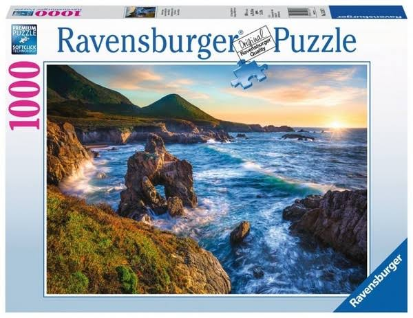 Ravensburger Jigsaw Puzzle - The Village Postman, 1000pcs