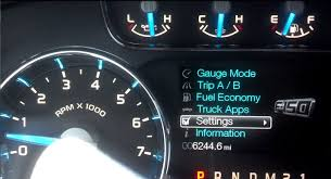 How To Reset The Oil Change Light On A Ford F-150 & F-250 - Ford ... New Trucks Or Pickups Pick The Best Truck For You Fordcom Ford Motor Company Creates Offroad Version Of Its Biggest Suv 2015 2017 F150 Honeybadger Winch Front Bumper Add Offroad 2018 Ford Apps Luxury F 150 America S Full F150 Dually Cversion 2014 Google Search Super Duty 2011 Harley Davidson Photo 4 8975 Lariat Baxter First Look Trend Vehicle Electronic Locking Differential Youtube Fords Info Small Screen Big Thing At Detroit Show Resetting Engine Oil Life To 100 On A 2013 Video