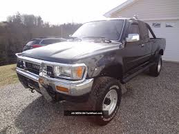 1991 Toyota Truck Ext Cab 3. 0 V6 5 Speed 4x4 Black Loaded Rebuilt ... 1991 Toyota Pickup For Sale Youtube My Bug Out Truck Pickup Craigslist 4x4 Rim Wiring Data Trucks For By Owner Gallery Drivins Toyota Performance Parts Bestwtrucksnet Public Surplus Auction 1086693 Truck Radio Diagram Stereo Ignition Schematic Jacked Up Lovely Lifted Autostrach All Models 94 Service Repair Shop Manual And 50 Similar Items Offroad Spring Flip Ubolts Help Yotatech Forums