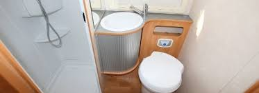 Small Rv Bathroom Toilet Remodel Ideas Featured