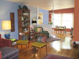 Most Popular Living Room Paint Colors 2012 by Helping Gwen To Unify Her Open Floor Plan With Her Favorite Paint