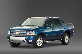 2009 Chevrolet Avalanche Overview