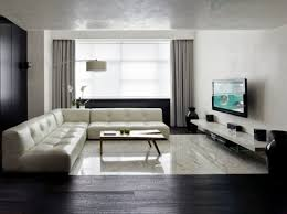 Minimalist Living Room Designed ByDecolieu Studio Design | Of Late ... Interior Elegant White Home Music Studio Paint Design With Stone Ideas Apartment Pict All About Recording Desk Decor Fniture 5 Small Apartments Beautiful 12 For Your Hgtvs Decorating One Room Creative Music Studio Design Ideas Kitchen Pinterest Beauty Outstanding Plans Contemporary Plan