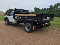 3/4 Yard Box Dump – Ledwell – Custom Truck Bodies, Trailers, And Parts