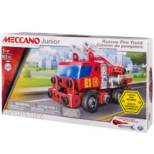 100 Fire Lights For Trucks Meccano Junior Rescue Truck With And Sounds Model