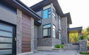 100 House Contemporary Design Stone In Fusion Stone