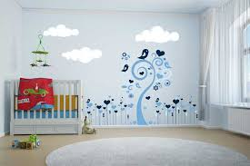 stickers décoration chambre bébé stickers muraux chambre bebe garcon 1 idee deco chambre bebe