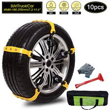 100 Snow Chains For Trucks Amazoncom GarneT Anti Slip Tire Tire Car