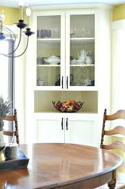 Corner Dining Room Cabinet Built In China