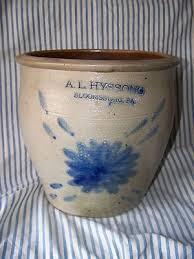 Salmon Falls pottery Pottery