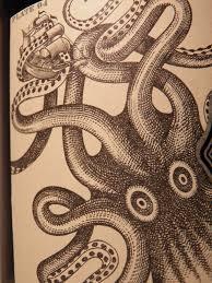 Friday Lush The Kraken