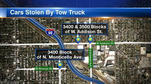 100 Used Tow Truck Truck Used To Steal Cars In Avondale Police Say Abc7chicagocom