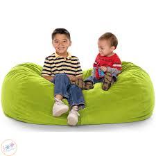 Jaxx Lounger Jr. Giant Bean Bag Chair & Crash Mat | Bean Bag Chairs For Kids
