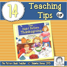 Twas The Night Before Halloween Book by The Picture Book Teacher U0027s Edition The Night Before Thanksgiving