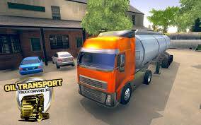 100 Free Truck Oil Tanker Driver 3D Games 2019 For