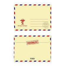 Briefumschlag Mit Muster Briefumschlagmuster Buchstabe Hintergrund