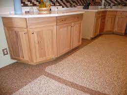 Epoxy Stone Kitchen Floor