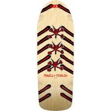 Powell Peralta Tony Hawk Skateboard Decks by Skateboard Re Issue Decks