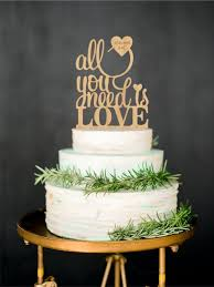 Best 5 Rustic Cake Toppers Ideas On Pinterest