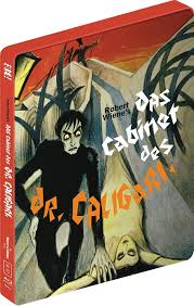 The Cabinet Of Doctor Caligari Remake by Das Cabinet Des Dr Caligari Blu Ray The Cabinet Of Dr Caligari