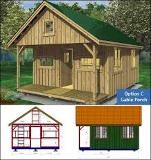 12x12 Shed Plans With Loft by This Charming One Room Cabin With A Loft Is A Wonderful Addition